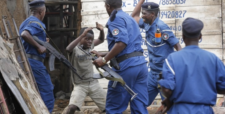 Burundi: Shooting of human rights activist increases climate of fear