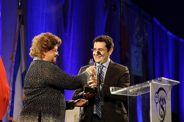 Hillel Neuer Award