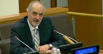 jaafari as rapporteur
