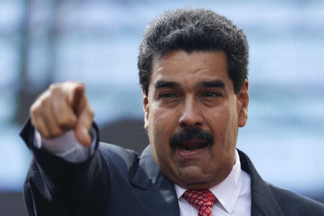 Maduro expels
