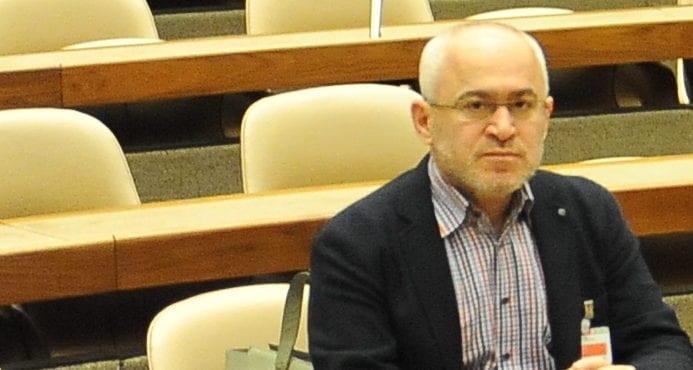 orhan at UN