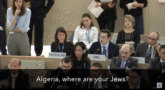 'Algeria, where are your Jews?' – Hillel Neuer at U.N. human rights council